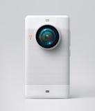 Câmera do telefone celular Fotografia de Stock Royalty Free