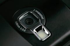 Câmera do telefone de pilha fotografia de stock
