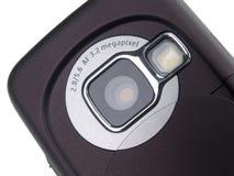 Câmera do telefone de pilha Foto de Stock