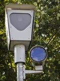 Câmera do tráfego Imagens de Stock