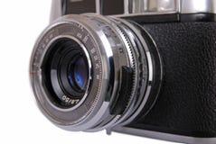 Câmera do vintage 35mm Imagens de Stock Royalty Free