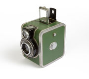 câmera do vintage dos anos 40 Fotos de Stock Royalty Free