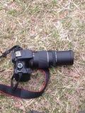 Câmera em repouso Fotografia de Stock Royalty Free