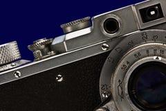Câmera fotográfica velha Fotos de Stock Royalty Free