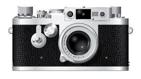 Câmera III do Rangefinder ilustração do vetor