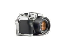 Câmera isolada da foto Imagens de Stock