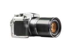 Câmera isolada da foto Foto de Stock Royalty Free