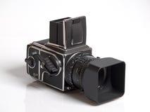 Câmera média do formato fotografia de stock royalty free