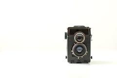 Câmera média velha do formato Fotos de Stock