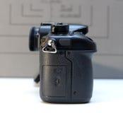 Câmera mirrorless de Panasonic Lumix DMC-GH4 Fotografia de Stock Royalty Free