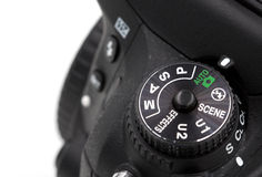 Câmera, modo, dslr Imagem de Stock