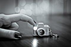 Câmera pequena Imagem de Stock Royalty Free