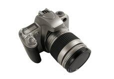 Câmera photgraphic de SLR Foto de Stock