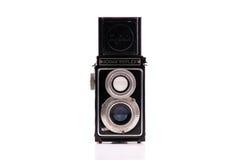 Câmera reflexo da película de Kodak Imagem de Stock Royalty Free