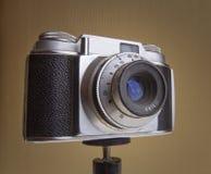 Câmera retro Fotos de Stock