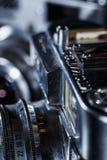 Câmera retro Imagem de Stock Royalty Free