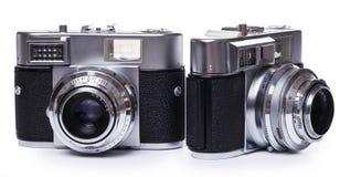 Câmera retro Fotografia de Stock Royalty Free