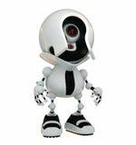 Câmera robótico Imagens de Stock Royalty Free