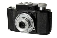 A câmera soviética velha da película. Fotos de Stock Royalty Free
