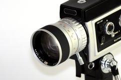 Câmera super de 8 películas Imagem de Stock Royalty Free