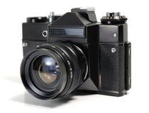 A câmera velha Imagem de Stock