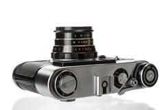 Câmera velha Imagem de Stock