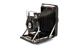 Câmera velha Fotos de Stock Royalty Free