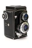 Câmera velha da foto Imagens de Stock Royalty Free