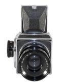 Câmera velha da foto Foto de Stock Royalty Free