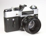 Câmera velha da foto Fotos de Stock