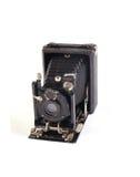 Câmera velha da placa Imagens de Stock