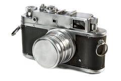 Câmera velha de 35mm Foto de Stock