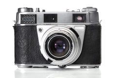 Câmera velha de 35mm Fotos de Stock Royalty Free