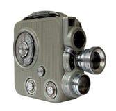 Câmera velha de 8mm Fotos de Stock