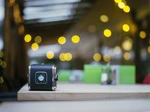 Câmera velha do filme Fotos de Stock