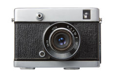 Câmera velha do filme Imagem de Stock Royalty Free
