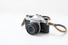 Câmera velha do filme Imagens de Stock