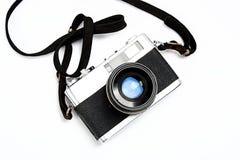 Câmera velha do foto Fotos de Stock