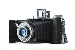 Câmera velha do vintage fotografia de stock