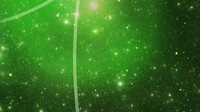 Câncer Zodiacal da constelação ilustração royalty free