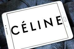 Céline märkeslogo Fotografering för Bildbyråer
