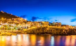 Câmara De Lobos, madery wyspa, Portugalia Zdjęcie Stock