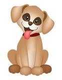 Cão/cachorrinho ilustração stock