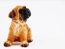 Cão cerâmico Imagem de Stock