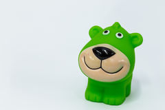 Cão de borracha Fotografia de Stock