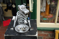 Cão Nuts Imagens de Stock Royalty Free