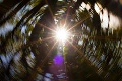 CÃrculo del Sol van Gr Royalty-vrije Stock Foto's