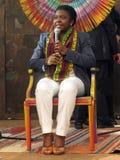 Cécile Kyenge Obraz Royalty Free