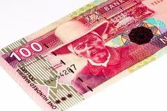 Cédula da moeda de África Fotos de Stock Royalty Free