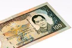 Cédula de Currancy de Ásia Imagem de Stock
